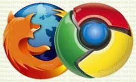 Chrome e Firefox apresentam alternativas diferentes para evitar rastreamento