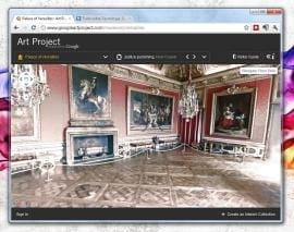 Google cria museu virtual