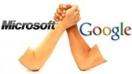 Google acusa Microsoft de plágio