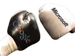 Microsoft e Google continuam com acusações entre si