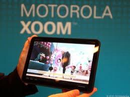 Xoom da Motorola deverá custar 799 dólares