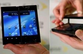 Novidade da Sprint: Smartphone de duas telas