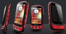 Umeox Apollo, um celular ecologicamente correto