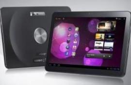 Novo Galaxy Tab, dia 22 de março