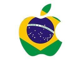 Brasil, fora do mapa da Apple