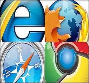 Google Chrome tem crescimento no setor