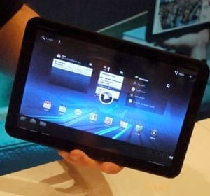 Motorola Xoom não agrada consumidores