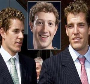 Zuckerberg vence o processo contra os gêmeos Winklevosses