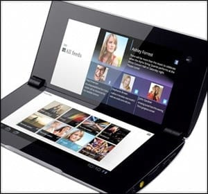 Sony vai lançar dois tablets com Android