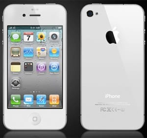 iPhone 4 branco chega amanhã as lojas da Apple