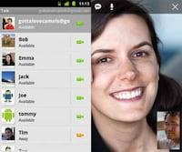 Versão 2.3.4 do Android oferece video chamadas