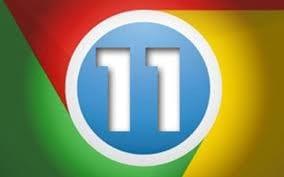 Finalizada a versão 11 do Google Chrome