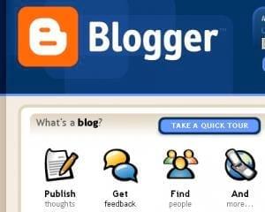 Blogger de volta a ativa depois de 20 horas fora do ar