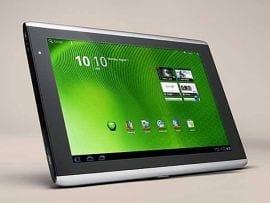 Acer anuncia dois novos tablets