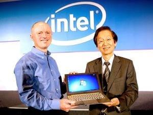 Intel fala da nova linha de notebooks