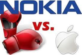 Chega ao fim a batalha judicial entre Nokia e Apple