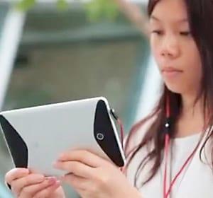 Huawei apresenta tablet com o Android 3.2