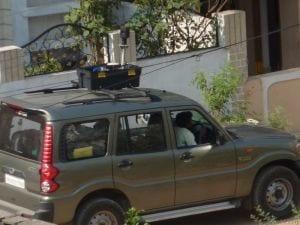Índia exige a suspensão imediata do Street View em seu país