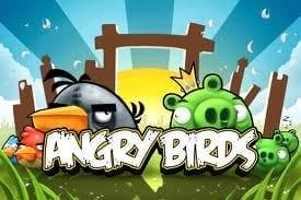 O game Angry Birds ganhará versão para o cinema