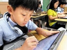 Governo sul-coreano irá substituir livros didáticos por livros digitais