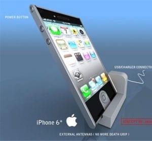 Começam os rumores sobre o iPhone 6