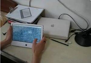 Tablet caseiro montado por chinês de 17 anos