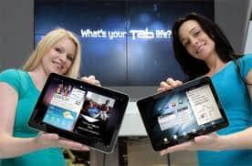 Samsung apresenta o novo Galaxy Tab