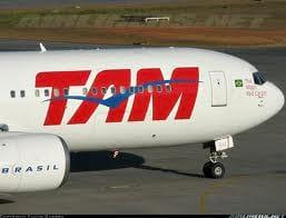 TAM é a primeira da América do Sul a ter internet sem fio em suas aeronaves