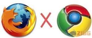 Navegador Firefox perde posição para o Chrome no Reino Unido