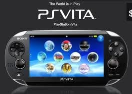 Sony lançará no final do ano o PlayStation Vita
