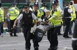 Blackberry é o aparelho mais usado pelos manifestantes em Londres