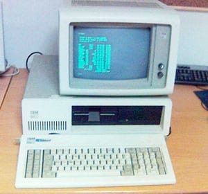PC comemora 30 anos, o auge de uma história