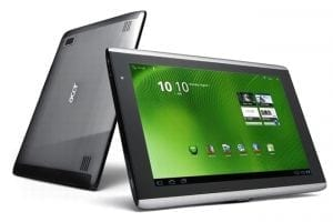 Acer anuncia oficialmente o Iconia A500