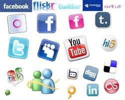 Redes Sociais não agradam mais tanto