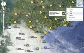 Chove, ou vai dar sol? O Google Maps responde sua pergunta