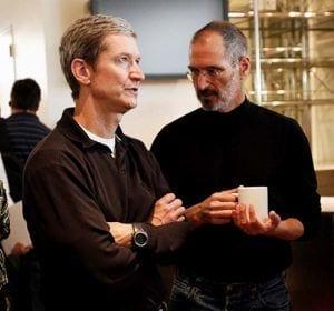 Tim Cook, o novo chefão da Apple