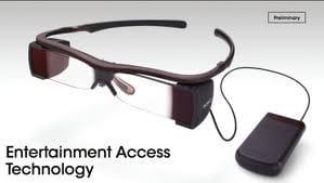 Óculos que exibe legendas de filmes será lançado pela Sony