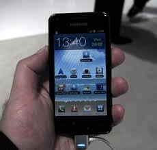 Chega ao Brasil o Samsung Galaxy II Lite