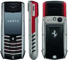 Vertu ,da Nokia, poderá ser vendida
