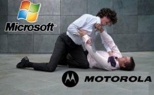 Motorola consegue parecer na Corte Alemã contra a Microsoft; entenda o caso:
