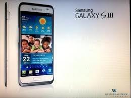 Enfim o Galaxy S3 chegou!