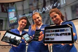 J� encontra-se dispon�vel em pr�-vendas nos Estados Unidos o novo Galaxy Tab2