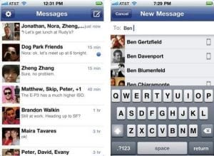 Já é possível saber quais contatos não aceitaram você no Facebook Messenger