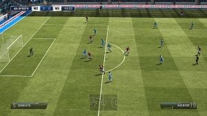 EA Sports divulga as primeiras imagens do novo FIFA 13