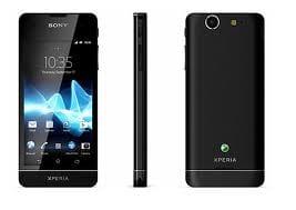 Sony lança smartphones com câmera de 13 megapixels
