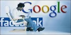 Analista alerta que Google e Facebook podem desaparecer em cinco anos