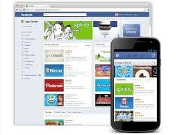Agora Facebook também conta com loja de aplicativos