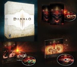 Diablo III ganha edição especial a uma semana de seu lançamento oficial