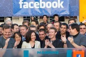 Queda nas ações do Facebook assusta investidores