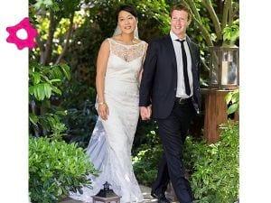 Vestido usado pela noiva de Zuckerberg repercute mais do que próprio casamento